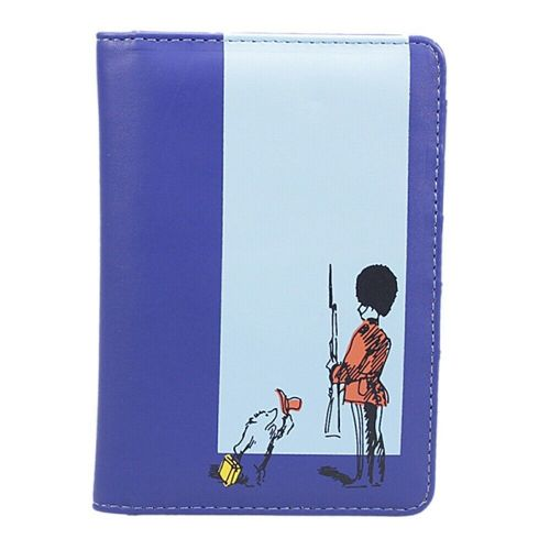 Paddington Bear Beefeater Passport Holder Card Travel Wallet